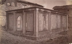 Unidentified tomb, Gwalior 10031473